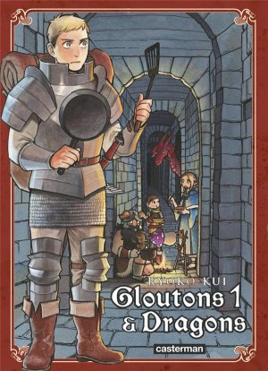 Gloutons & Dragons T.1