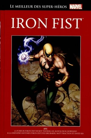 The Immortal Iron Fist # 28 TPB hardcover (cartonnée)