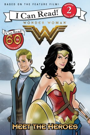 Wonder Woman - Meet the Heroes édition Softcover (souple)