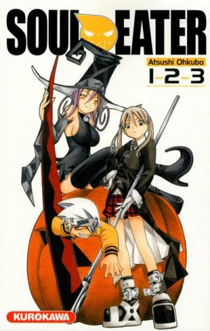 Soul Eater édition Volumes doubles