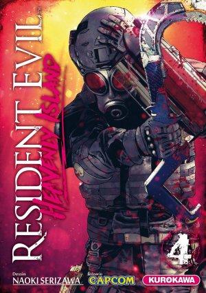 Resident Evil - Heavenly island 4 Simple