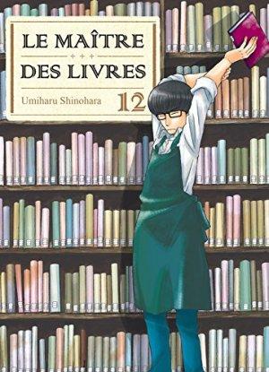 couverture, jaquette Le maître des livres 12  (Komikku Editions) Manga