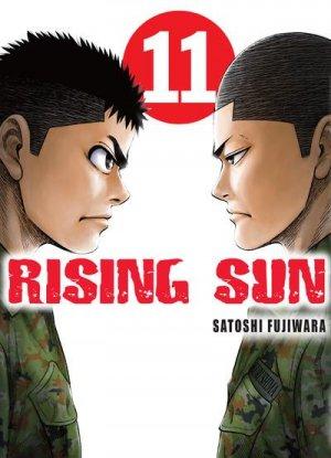 Rising sun # 11