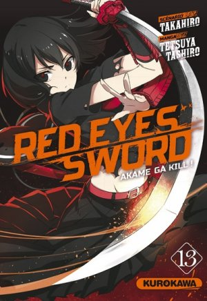 Red Eyes Sword - Akame ga Kill ! #13