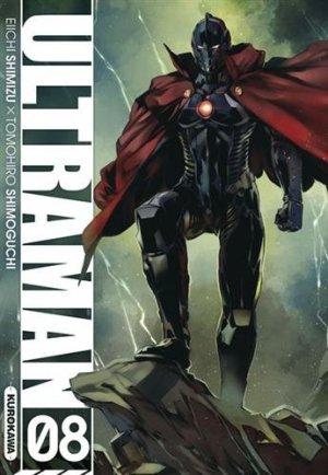 Ultraman 8 Simple