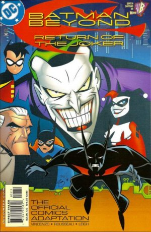 Batman Beyond - Return of the Joker édition Issues