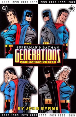Superman & Batman - Generations édition TPB softcover (souple) (2000)