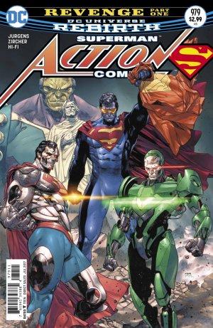 Action Comics # 979