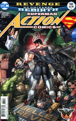 Action Comics # 980