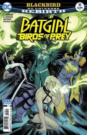 Batgirl and the Birds of Prey # 10 Issues V1 (2016 - 2018)