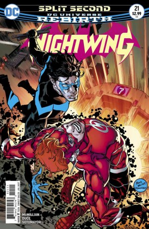 Nightwing # 21 Issues V4 (2016 - Ongoing) - Rebirth
