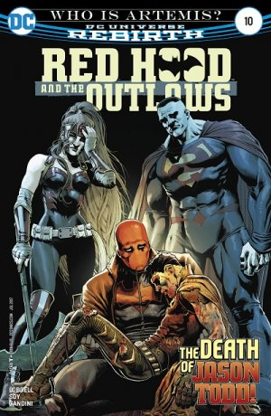 Red Hood and The Outlaws # 10 Issues V2 (2016 - Ongoing) - Rebirth