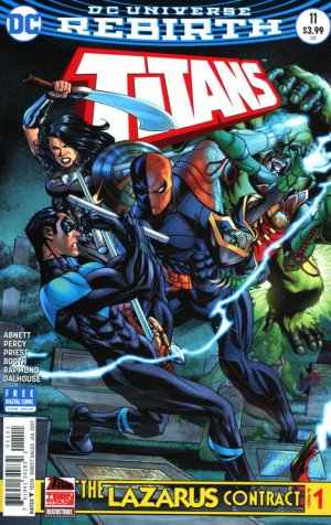 Titans (DC Comics) # 11 Issues V3 (2016 - Ongoing) - Rebirth