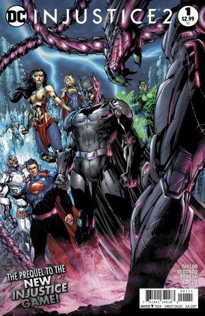 Injustice 2 édition Issues V1 (2017 - en cours)