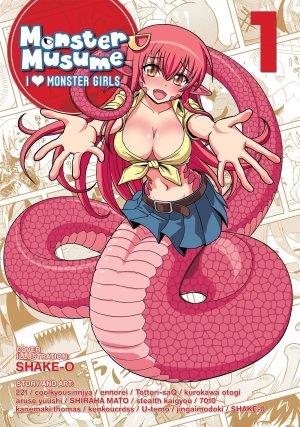 Monster Musume no Iru Nichijou - 4-koma Anthology édition Simple