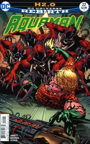 Aquaman # 22 Issues V8 (2016 - Ongoing) - Rebirth