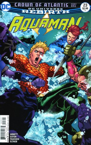 Aquaman # 23 Issues V8 (2016 - Ongoing) - Rebirth