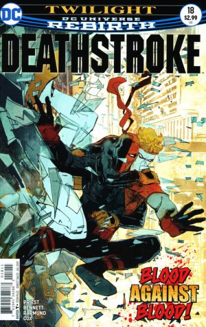 Deathstroke # 18 Issues V4 (2016 - 2019) - Rebirth