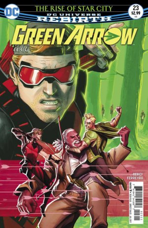 Green Arrow # 23 Issues V6 (2016 - Ongoing)