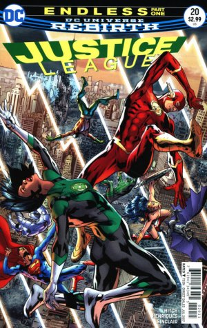 Justice League # 20 Issues V3 - Rebirth (2016 - 2018)