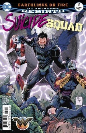 Suicide Squad # 18 Issues V5 (2016 - 2019) - Rebirth