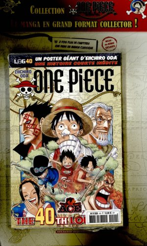 One Piece 40 Simple
