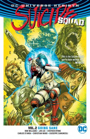 Suicide Squad # 2 TPB softcover (souple) - Issues V5