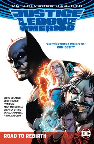 Justice League of America - Road to Rebirth édition TPB softcover (souple)
