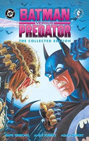 DC Comics / Dark Horse - Batman Vs. Predator édition TPB softcover (souple)