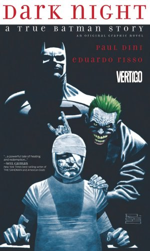 Dark Night - Une Histoire Vraie édition TPB softcover (souple)