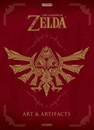 The Legend Of Zelda : Art and artifacts  Simple