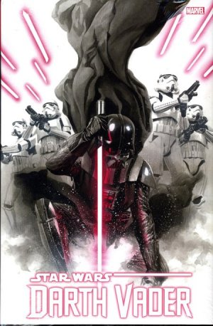 Star Wars - Darth Vader # 1 TPB Hardcover (2016 - 2017)