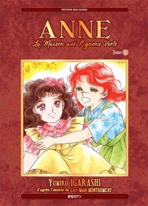couverture, jaquette Anne et la Maison aux Pignons Verts 2  (ISAN Manga)