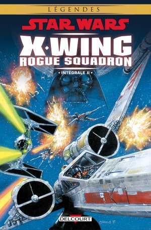 Star Wars - X-Wing Rogue Squadron T.2