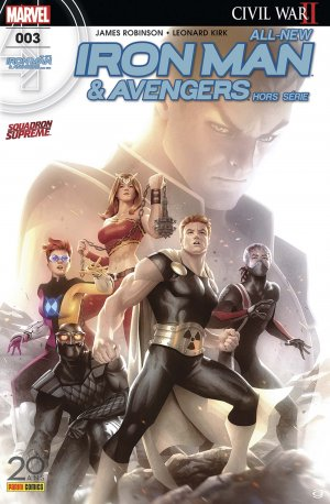 All-New Iron Man & Avengers Hors Série
