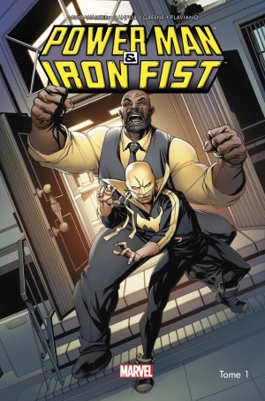 Power Man and Iron Fist édition TPB HC - 100% Marvel - Issues V3 (2017 - 2018)