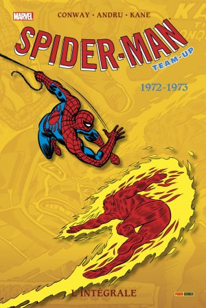Spider-Man - Team-Up édition TPB Hardcover - L'Intégrale