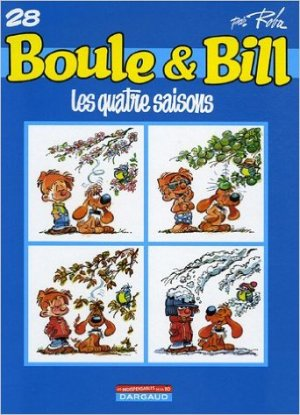 Boule et Bill édition Réédition
