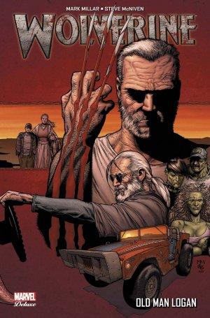 Wolverine - Old Man Logan Giant-Size # 1 TPB Hardcover (cartonnée) - Marvel Deluxe