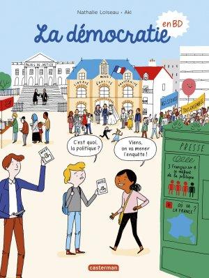 La démocratie en BD édition Simple
