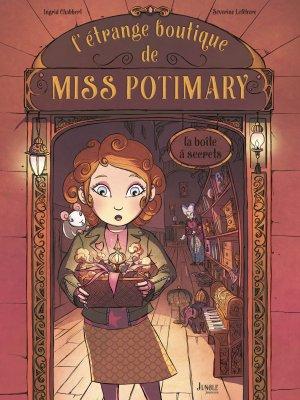 L'Étrange boutique de Miss Potimary édition Simple