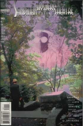 Les mystérieuses enquêtes de Sandman édition Issues - Annual (1994)