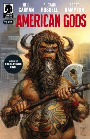 American Gods édition Issues