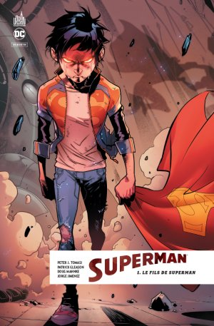 Superman Rebirth T.1