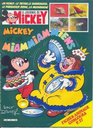 Le journal de Mickey 1613