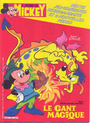 Le journal de Mickey 1616