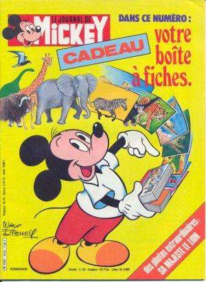 Le journal de Mickey 1618