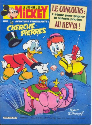 Le journal de Mickey 1631