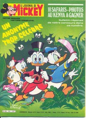 Le journal de Mickey 1633