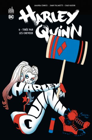 Harley Quinn # 6 TPB hardcover (cartonnée) - Issues V2